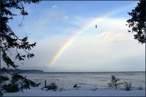 Kye Bay Rainbow
