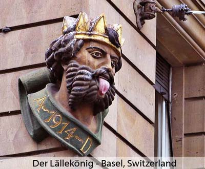 History in Basel Switzerland